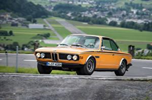 Фотографии BMW Ретро Оранжевая 1971-73 3.0 CSL Worldwide машины