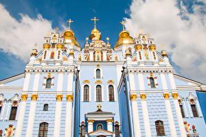 Фотография Украина Храм Киев Города
