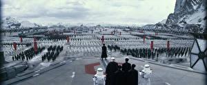 Фотографии Звёздные войны: Пробуждение Силы Звездные войны Воители Клоны солдаты Фильмы Фэнтези