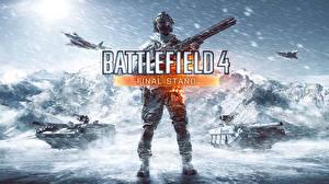 Картинка Battlefield 4 Солдаты Мужчины Battlefield
