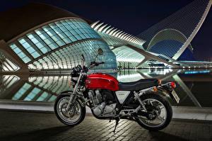 Обои Honda - Мотоциклы Сбоку 2013 CB1100 Мотоциклы фото