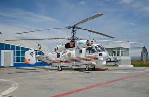 Картинка Вертолеты Ka-32 Авиация