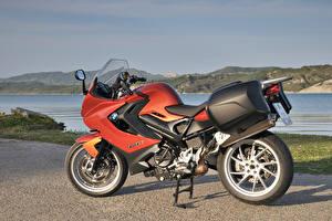 Обои BMW - Мотоциклы 2012-16 F 800 GT Мотоциклы фото