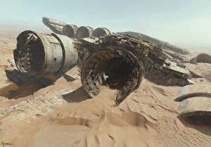 Фотографии Звёздные войны: Пробуждение Силы Звездные войны Корабли Фантастическая Звездолёт Фэнтези