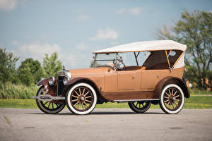 Картинки Buick Ретро 1922 Model 22-45 4-door 5-passenger Touring Автомобили
