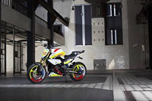 Обои BMW - Мотоциклы 2015 Concept Stunt G 310 Мотоциклы фото