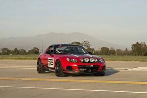 Фотографии Mazda Красная 2012 MX-5 Super25 авто