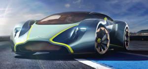 Картинки Gran Turismo Aston Martin DP 100 компьютерная игра Автомобили