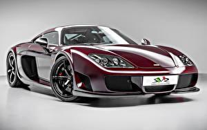 Картинка Бордовый Металлик 2016 Noble M600 Carbon Sport авто