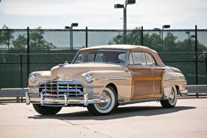 Обои Chrysler Ретро 1949 Town машина