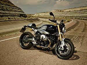 Обои BMW - Мотоциклы 2014-16 R nineT Мотоциклы фото