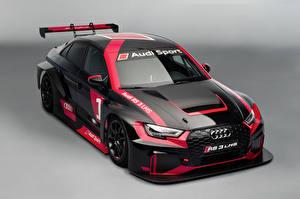 Фотографии Audi Стайлинг Черный Металлик 2016 RS 3 LMS Авто