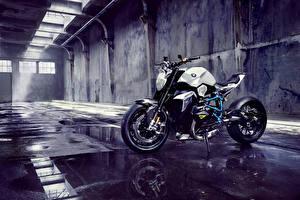 Обои BMW - Мотоциклы 2014 Concept Roadster Мотоциклы фото