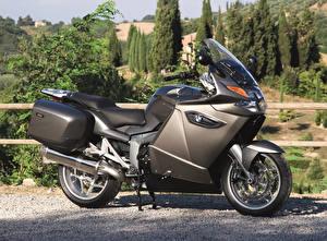 Фото BMW - Мотоциклы Сбоку 2009-11 K 1300 GT Мотоциклы