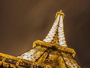 Фото Эйфелева башня