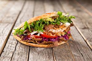 Обои Фастфуд Бутерброды Еда фото