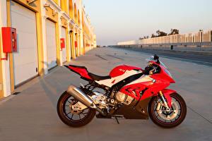 Фотографии BMW - Мотоциклы Сбоку 2014-16 S 1000 RR Мотоциклы