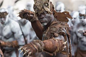Обои Мужчины Воители Тарзан. Легенда 2016 Негр Фильмы фото