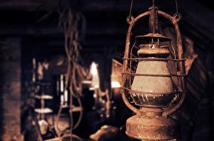 Обои Лампа Разное
