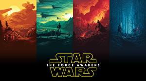 Картинка Звёздные войны: Пробуждение Силы Фантастический мир