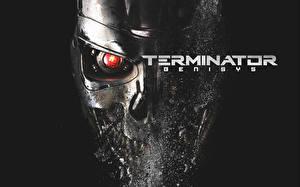 Обои Терминатор: Генезис Робот T-800 Фильмы Фэнтези фото