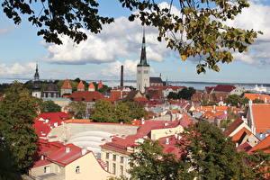 Фото Эстония Здания Таллин