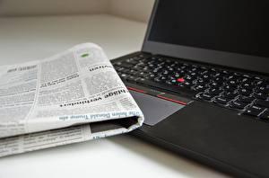 Картинки Газета Ноутбуки Компьютеры