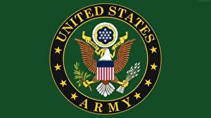Картинки Логотип эмблема США U.S. Army