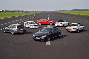 Картинка BMW Много Дороги 1986 -2016 M3 Автомобили