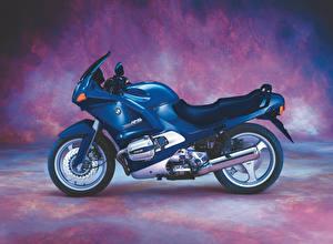 Картинка БМВ Сбоку 1996-98 R 1100 RS Мотоциклы
