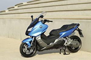 Обои BMW - Мотоциклы 2012-16 C 600 Sport Мотоциклы фото