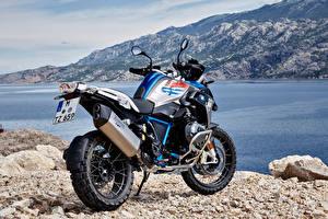 Обои BMW - Мотоциклы Побережье 2017 R 1200 GS Rallye Мотоциклы фото