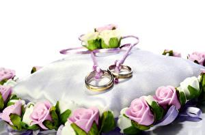 Фото Розы Кольцо Вдвоем Свадьба Цветы