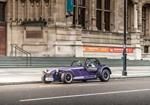 Фотографии Caterham 7 Фиолетовые Металлик 2015-16 360 R машина