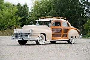 Фото Крайслер Винтаж 1948 Windsor Town автомобиль