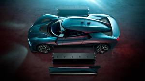 Обои Сверху 2017 NIO EP9 Автомобили фото
