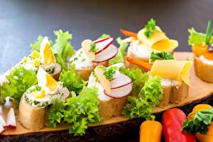 Обои Фастфуд Бутерброды Хлеб Овощи Сыры Еда фото