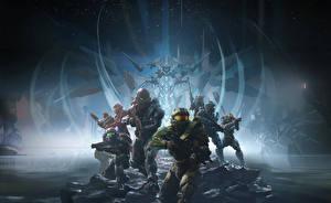 Halo Воители Halo 5: Guardians Доспехи Игры