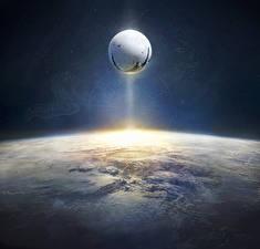 Destiny (игра) Поверхность планеты Шарики Игры
