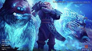 DOTA 2 Lone Druid Воители Медведи Игры