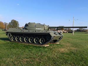 Обои Танки Немецкий Leopard 1 Армия фото