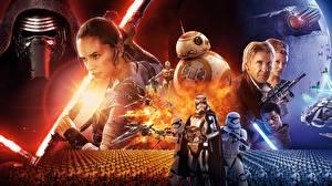 Звездные войны Звёздные войны: Пробуждение Силы Воители Мужчины Клоны солдаты Фильмы Девушки