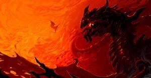 Драконы Огонь