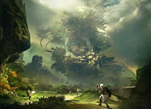 Destiny (игра) Фантастический мир Воители Citadel Игры
