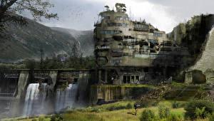 Destiny (игра) Фантастический мир Ghost-town Игры