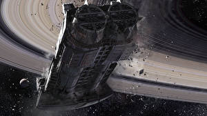 Destiny (игра) Корабли Cassini Derelict Игры Космос