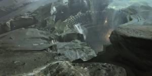 Обои Destiny (игра) Фантастический мир Hellmouth Игры Фэнтези 3D_Графика фото