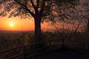 Обои Рассветы и закаты
