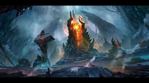 Фотография DOTA 2 Фантастический мир Игры Фэнтези