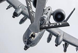 Обои A-10 Thunderbolt II Самолеты Авиация
